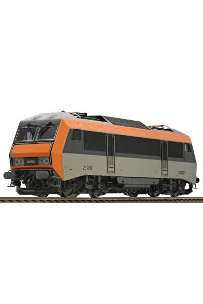 Roco 73855 Электровоз BB 26008 SNCF Epoche IV 1/87 RO