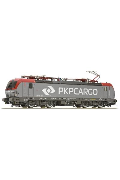 Roco 73930 Электровоз 370 016-5 PKP Cargo ЗВУК DCC Epoche VI 1/87
