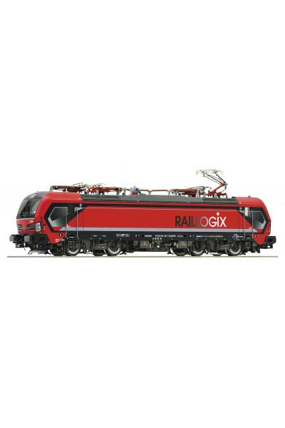 Roco 73936 Электровоз 193 627 Raillogix Privatbahn Звук DCC Epoche 1/87