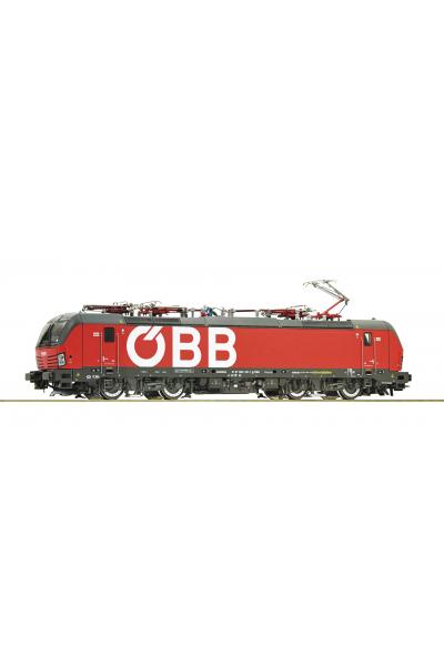 Roco 73954 Электровоз Reihe 1293 001-4 OBB ЗВУК DCC Epoche VI 1/87