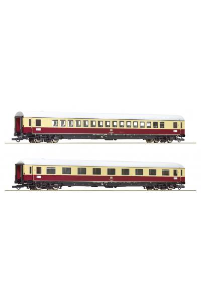 Roco 74074 Набор вагонов TEE Roland #3 DB Epoche IV 1/87