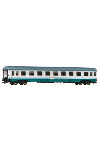 Roco 74330 Вагон пассажирский Eurofima 1кл XMPR FS Epoche V 1/87 RO