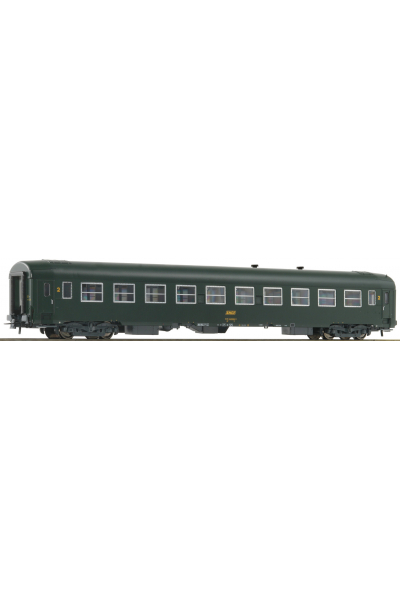 Roco 74356 Вагон пассажирский UIC-Y 2кл SNCF Epoche IV 1/87