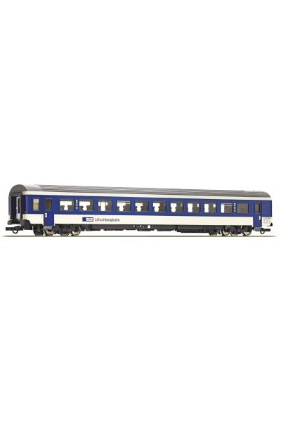 Roco 74392 Вагон пассажирский 2кл EW IV BLS Epoche V 1/87