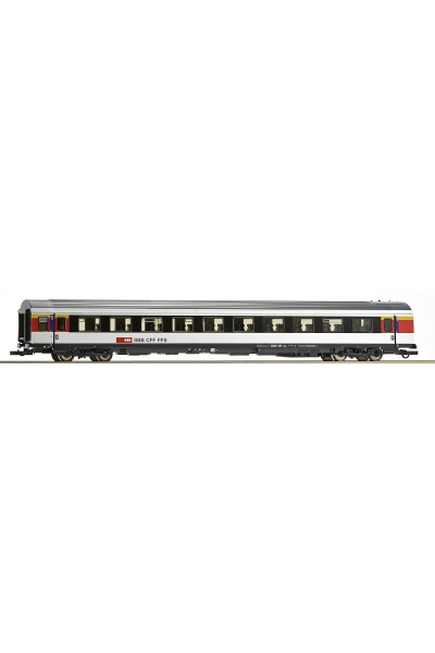 Roco 74395 Ванон вассажирский EW IV SBB Epoche VI 1/87