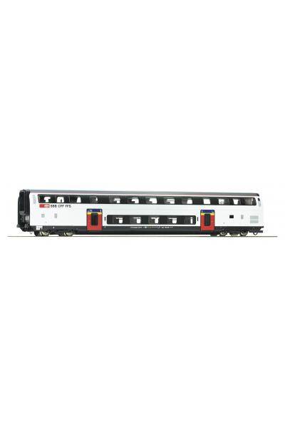 Roco 74493 Вагон пассажирский Typ A IC2020 SBB Epoche VI 1/87