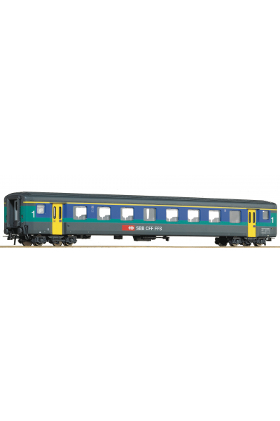 Roco 74565 Вагон пассажирский EW II SBB A 50 85 18-33 630-2 SBB Epoche 1/87
