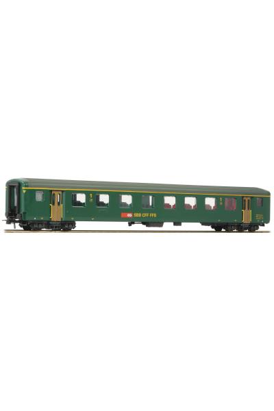 Roco 74569 Вагон пассажирский EW II 1класс SBB Epoche V 1/87 RO