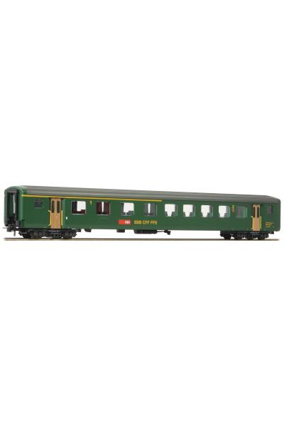 Roco 74570 Вагон пассажирский EW II SBB Epoche V 1/87 RO
