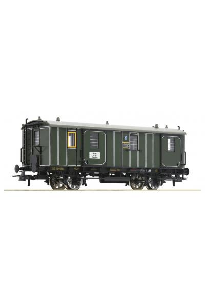 Roco 74902 Вагон пассажирский Pwi-bay07 K.Bay.Sts.B. Epoche I 1/87 VN