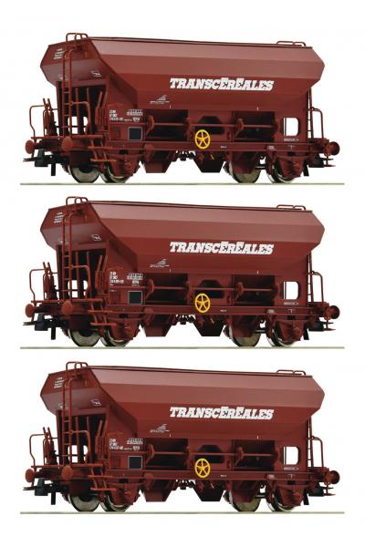 Roco 76033 Набор вагонов Tds SNCF Epoche 1/87