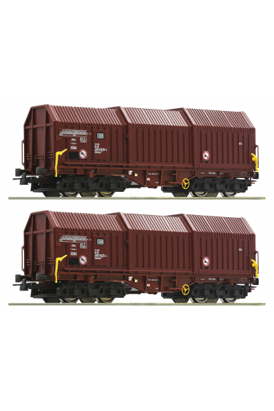 Roco 76041 Набор вагонов Shimmns DB Epoche IV-V 1/87
