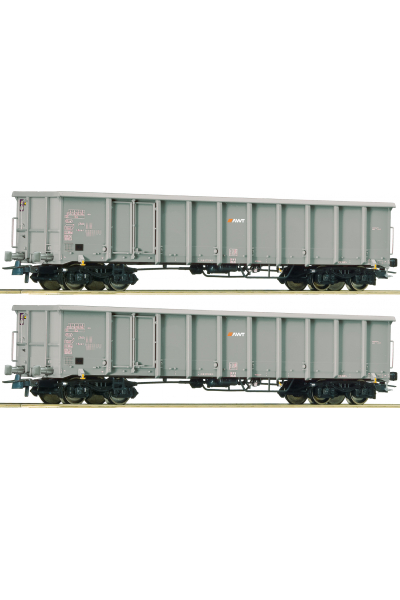 Roco 76099 Набор вагонов Eanos AWT PRIVAT Epoche VI 1/87 VN