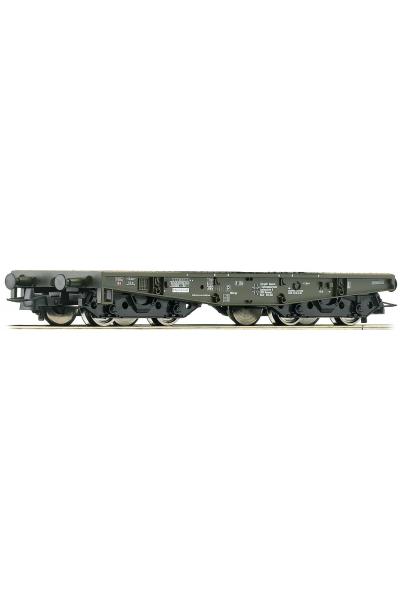 Roco 76391 Вагон платформа Deutschen Bundeswehr Epoche V 1/87 VN