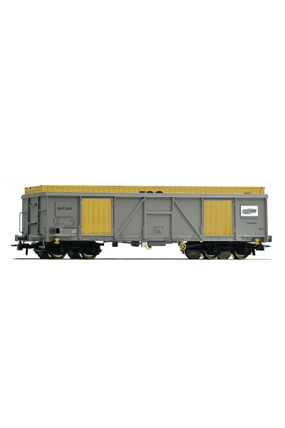 Roco 76724 Вагон Eaos с контейнером SNCB Epoche VI 1/87 VN