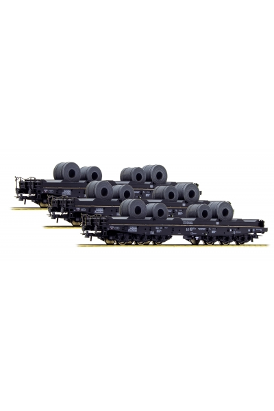 Roco 76957 Набор вагонов DB Epoche IV 1/87 VN