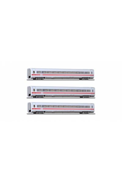 Tillig 01612 Набор дополнительных вагонов ICE DB AG Epoche VI