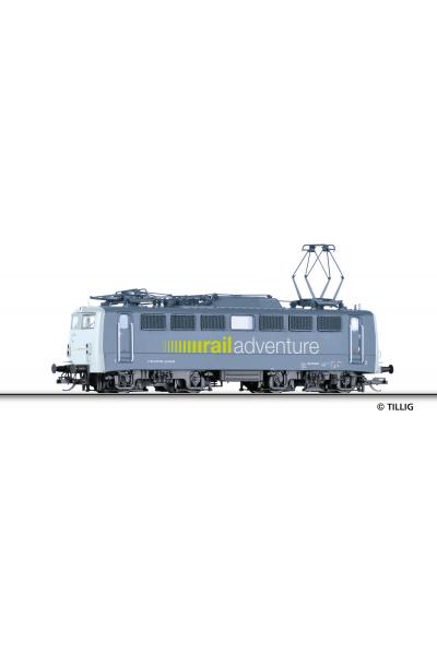Tillig 04392 Электровоз 139 558-1 RailAdventure GmbH PRIVAT Epoche VI 1/120