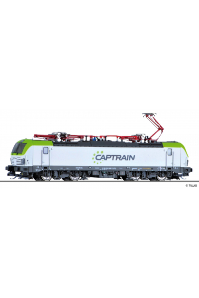 Tillig 04820 Электровоз 193 892 CAPTRAIN/ITL PRIVAT Epoche VI 1/120