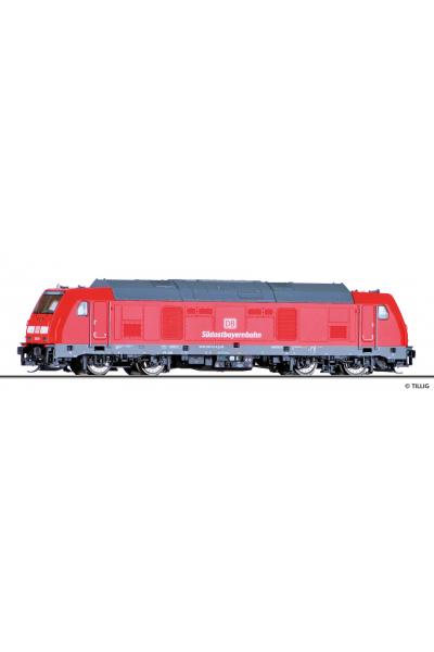 Tillig 04942 Тепловоз BR 245 Südostbayern DB AG Epoche V 1/120