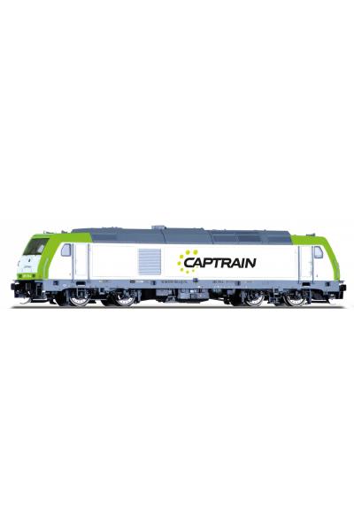 Tillig 05031 Тепловоз 285 119-4 Captrain Deutschland GmbH PRIVAT Epoche VI 1/120
