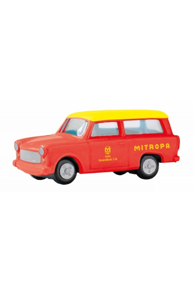 Tillig 08740 Автомобиль Trabant 601 Kombi Mitropa 1/120