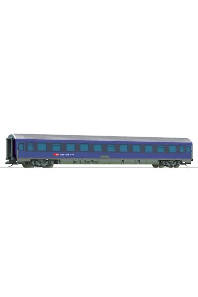 Tillig 13551 Вагон пассажирский Bcm SBB Epoche VI 1/120
