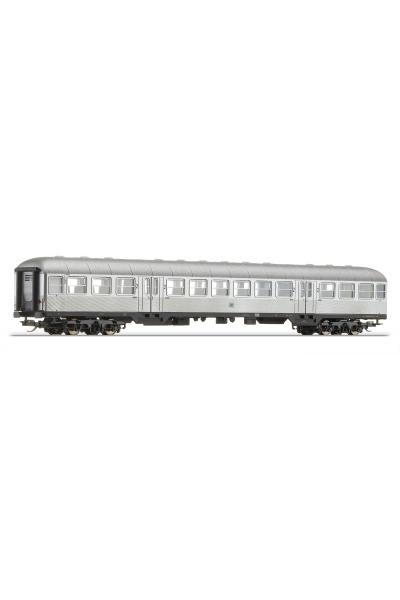 Tillig 13850 Вагон пассажирский Bn Silberling DB Epoche III 1/120