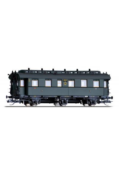 Tillig 16045 Вагон пассажирский 3 класс 93 720 DRG Epoche II 1/120