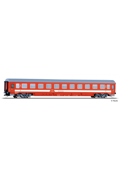 Tillig 16255 Вагон пассажирский Bmz 2 класс CFR Epoche V 1/120