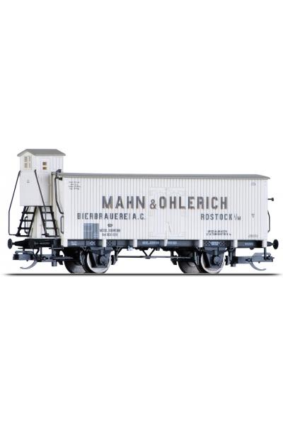 Tillig 17366 Вагон Mahn Ohlerich Rostock M.F.F.E. Epoche I 1/120