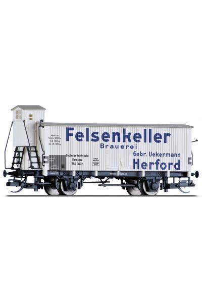 Tillig 17924 Вагон Felsenkeller Brauerei Herford DRG Epoche II 1/120
