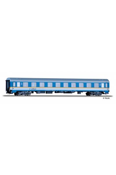 Tillig 501635 Вагон пассажирский Bomz Alex PRIVAT Epoche VI 1/120