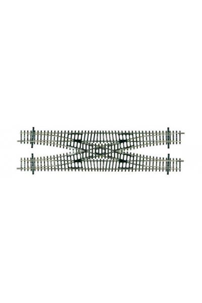 Tillig 83210 Двойной съезд (4 стрелки) 15гр 1/120