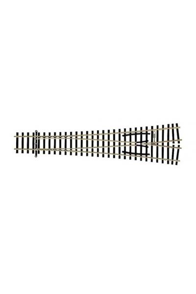 Tillig 83380 Стрелка равнозначная ABW 15гр R1273/7,5гр 1/120
