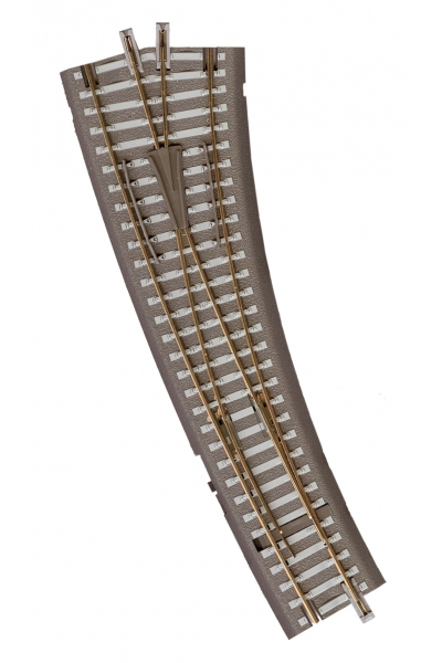 Tillig 83861 Стрелка радиусная правая на призме IBW 1/120
