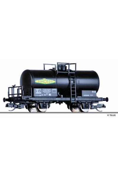Tillig 95854 Вагон цистерна Typ SCwf Simotra SNCF Epoche III 1/120