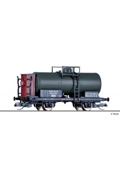 Tillig 95857 Вагон цистерна Rositzer Zucker-Raffinerie K.Sachs.Sts.E.B. Epoche I 1/120