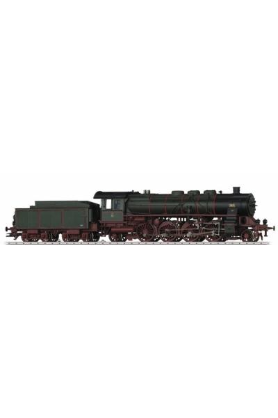 Trix 22238 Паровоз P10 DRG 1925г Epoche II 1/87