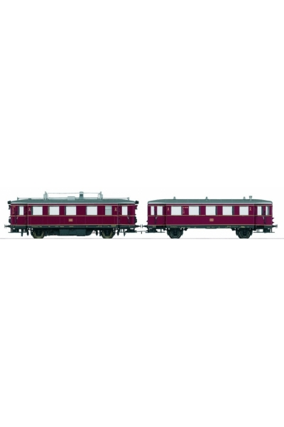 Trix 22675 Дизельпоезд VT 75.9 + VB 140 DB Звук DCC Epoche III 1/87