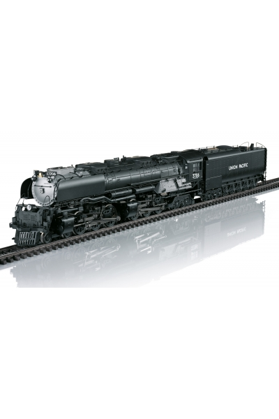 Trix 22939 Паровоз класс 3900 Challenger версия с нефтяным тендером Union Pacific Railroad 1950-х годов
