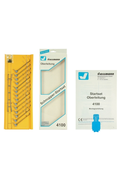 Viessmann 4100 Набор контактной сети 1/87