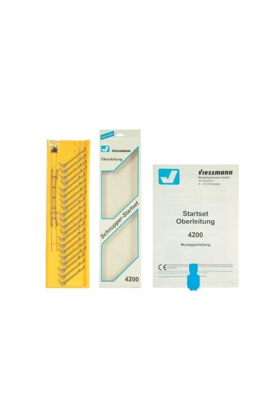 Viessmann 4200 Набор контактной сети 1/120