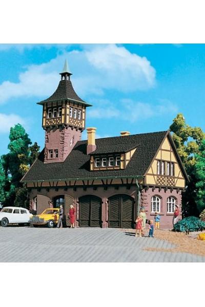 Vollmer 3756 Дом с гаражом и башней 1/87