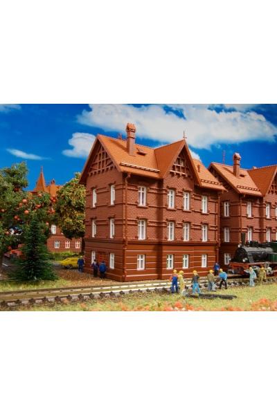 Vollmer 3806 Жилой дом для железнодорожников 1/87