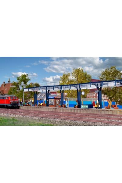 Vollmer 43538 Платформа пассажирская 1095x48x70мм 1/87