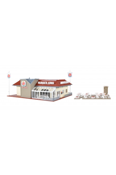 Vollmer 43632 Burger King 1/87