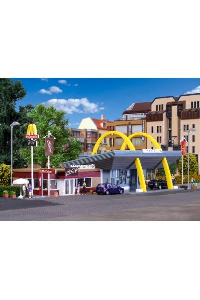 Vollmer 43635 McDonald's Restaurant + McCafe 1/87