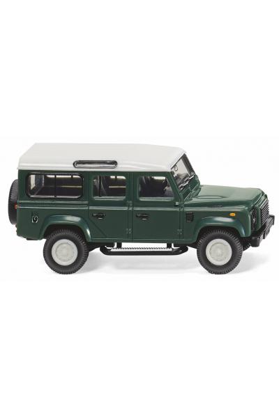 Wiking 010202 Автомобиль Land Rover Defender 110 Epoche IV 1/87