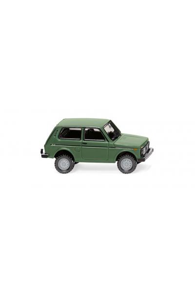 Wiking 020801 Автомобиль Lada Niva Epoche IV-V 1/87